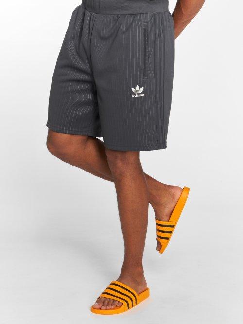 adidas originals Шорты Shorts серый