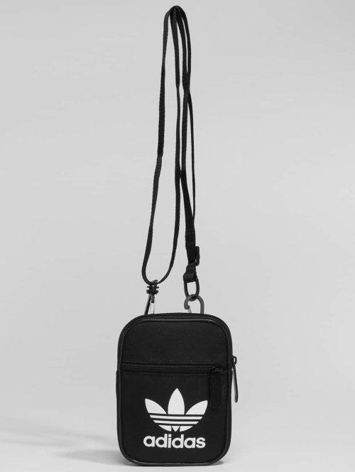 adidas originals Bolso Festival Trefoi negro