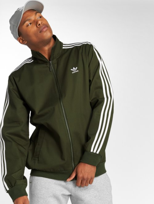adidas originals Chaqueta de entretiempo Co Wvn Tt Transition oliva