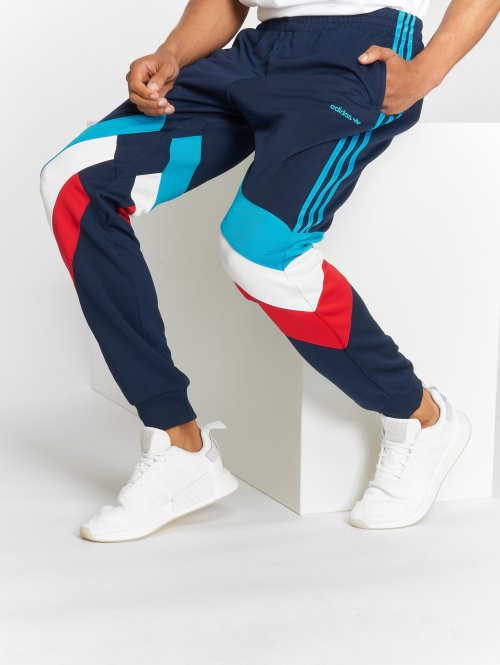 adidas originals Joggebukser Palmeston Tp blå