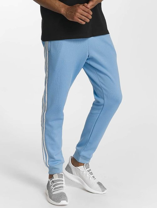 adidas originals joggingbroek Superstar Trucker blauw