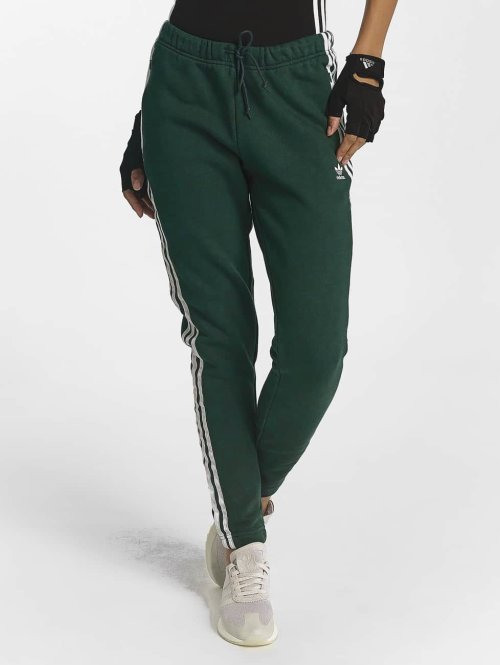 adidas originals joggingbroek Regular Cuff groen