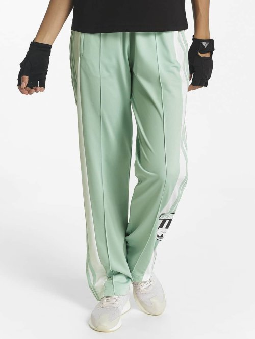 adidas originals joggingbroek Adibreak groen