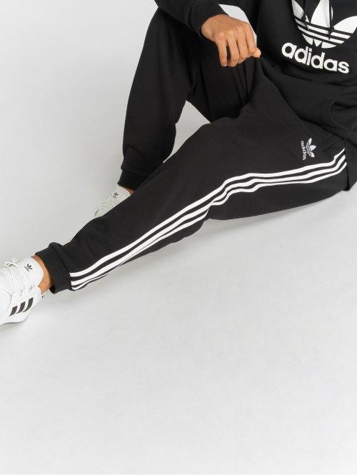 adidas originals Joggingbukser 3-Stripes Pants sort