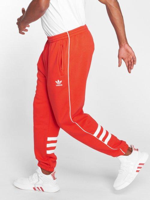 adidas originals Joggingbyxor Auth Sweatpant röd