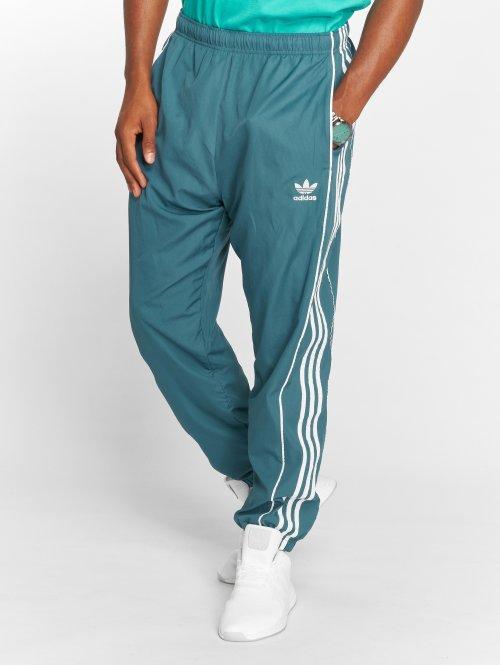 adidas originals Pantalone ginnico Auth Wind Tp blu