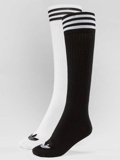 adidas originals Socken 2-Pack S Knee schwarz