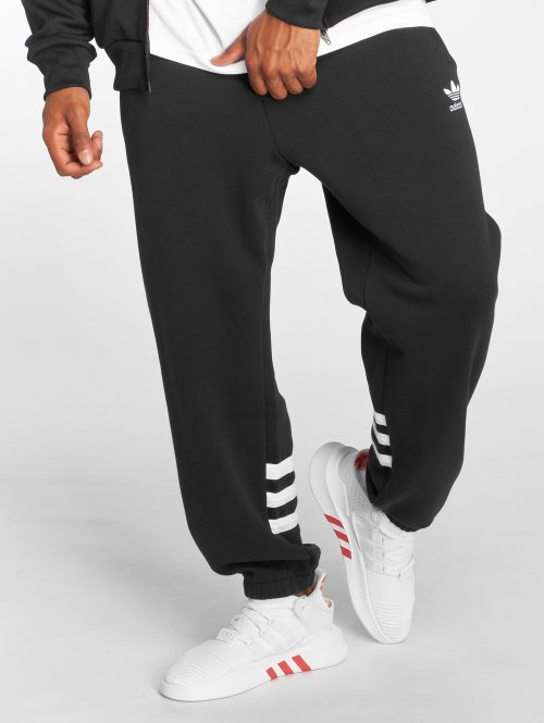 adidas originals Spodnie do joggingu Auth Sweatpant czarny