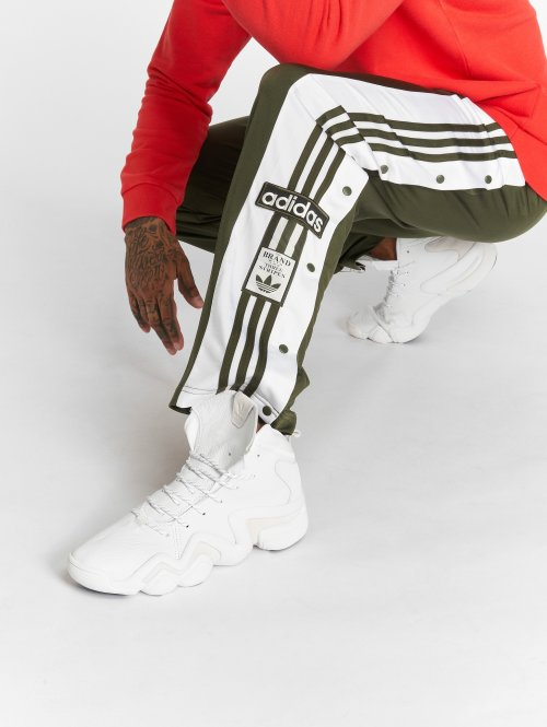 adidas originals Spodnie do joggingu Originals Og Adibreak Tp oliwkowy