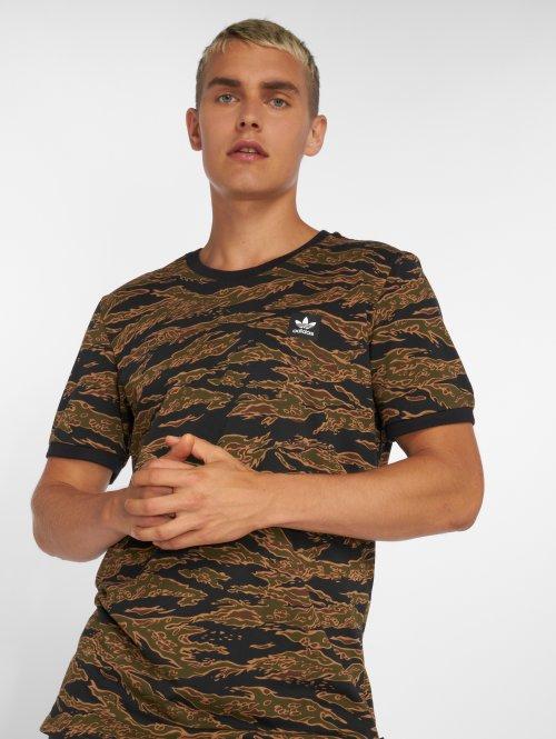 adidas originals T-shirts Camo Aop Te camouflage