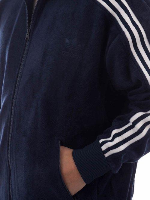 adidas originals Übergangsjacke Velour Bb Tt blau