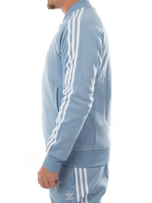 adidas originals Übergangsjacke Sst Tt Adicolor blau