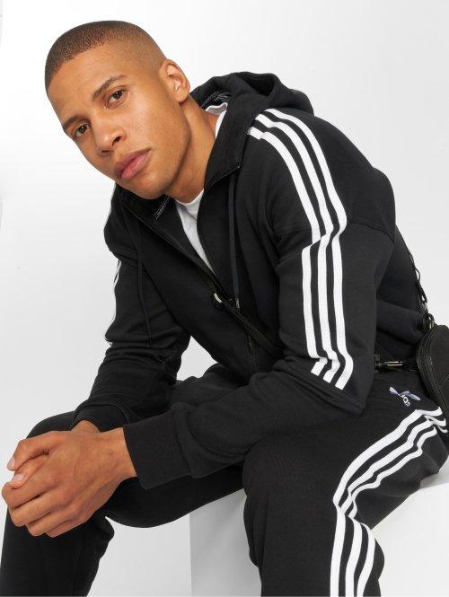 adidas originals Zip Hoodie Nmd Hoody Fz sort