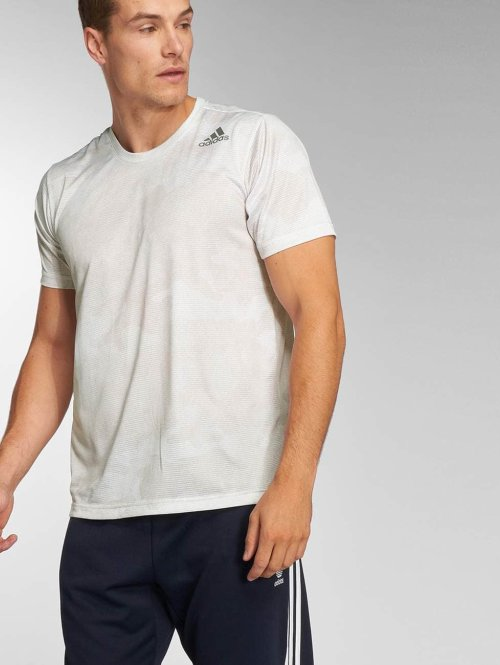 adidas Performance Sportshirts Freelift weiß