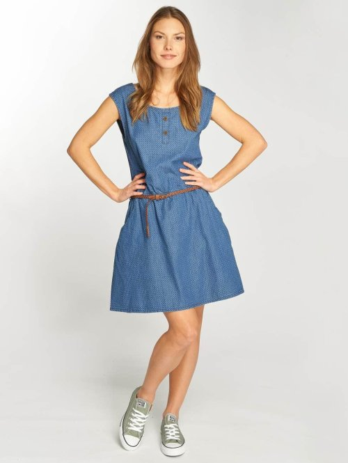 Alife & Kickin Kleid Scarlett A blau