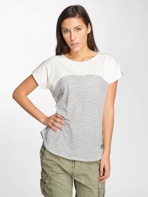 Alife & Kickin T-Shirt Claire weiß