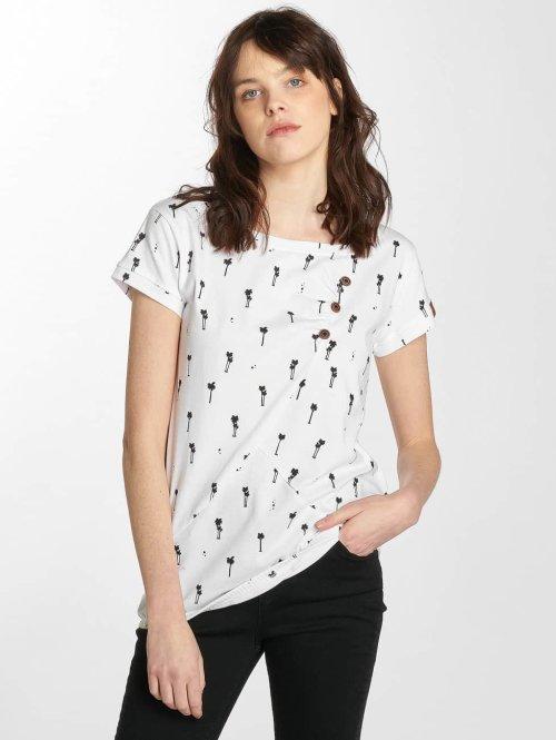 Alife & Kickin T-Shirt Zoe B weiß