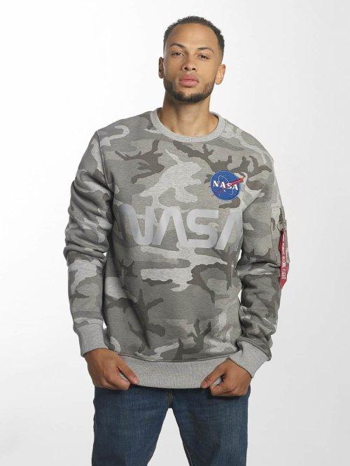Alpha Industries trui NASA Reflective camouflage