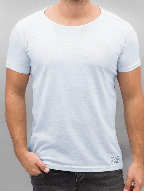 Amsterdenim T-Shirt Tommy Sjaan blau