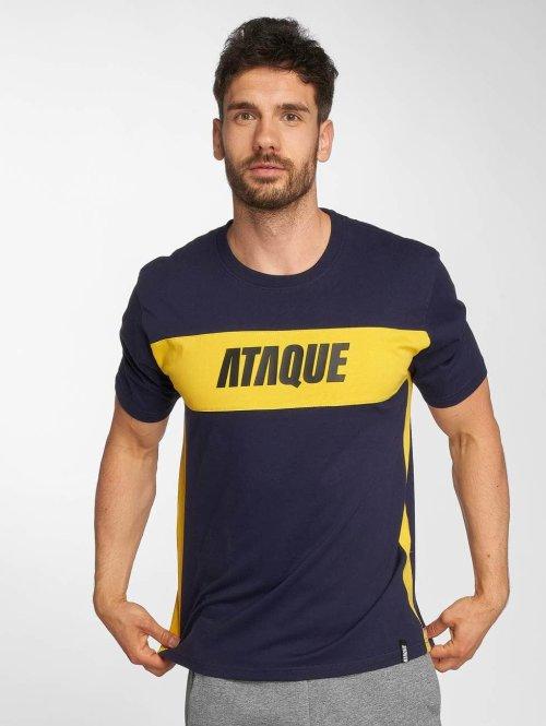 Ataque T-Shirt Getxo blau