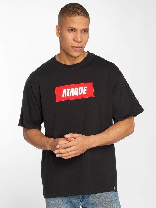 Ataque t-shirt Mataro zwart