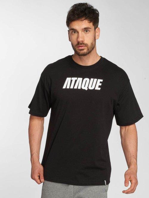 Ataque t-shirt Leon zwart