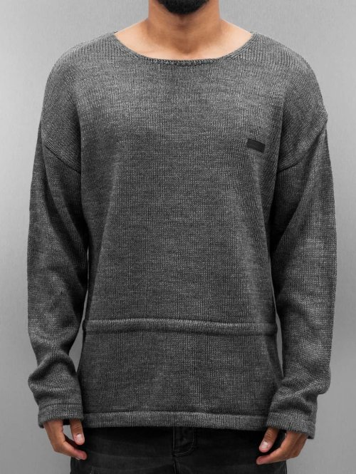 Bangastic Pullover Oversize Knit II grau