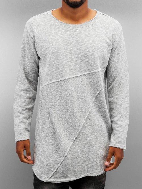 Bangastic Pullover Folkert grau