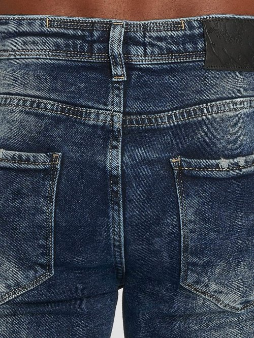 Bangastic Slim Fit Jeans Alonzo blau