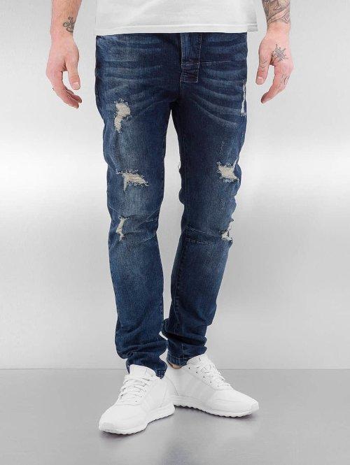 Bangastic Slim Fit Jeans Lumo blauw