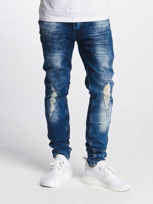 Bangastic Slim Fit Jeans Armando blauw