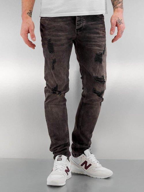 Bangastic Slim Fit Jeans Emil grijs