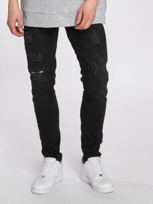 Bangastic Slim Fit Jeans Cole schwarz