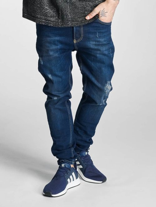 Bangastic Straight Fit Jeans Conlin blau