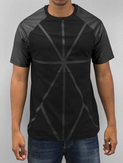 Bangastic T-Shirt Applikation schwarz