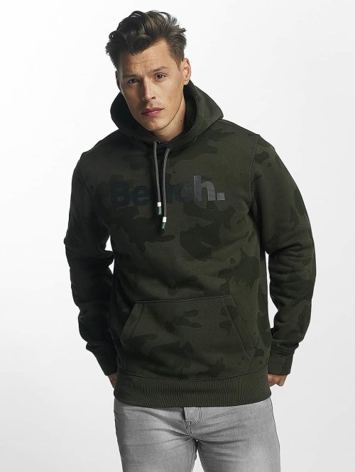 Bench Hupparit Camo Hoody camouflage