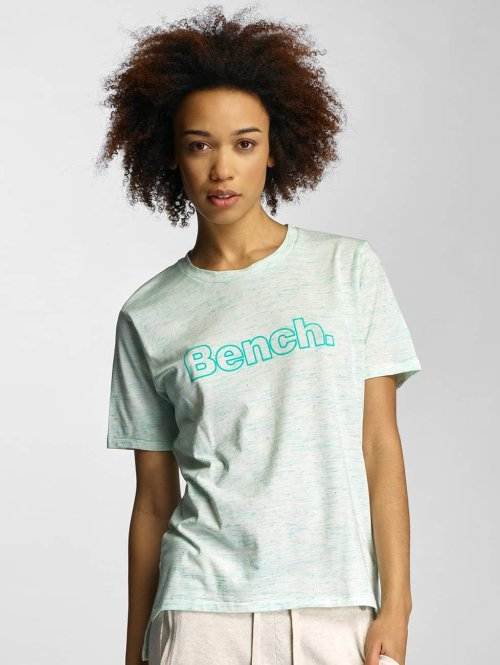 Bench t-shirt Synchronization groen