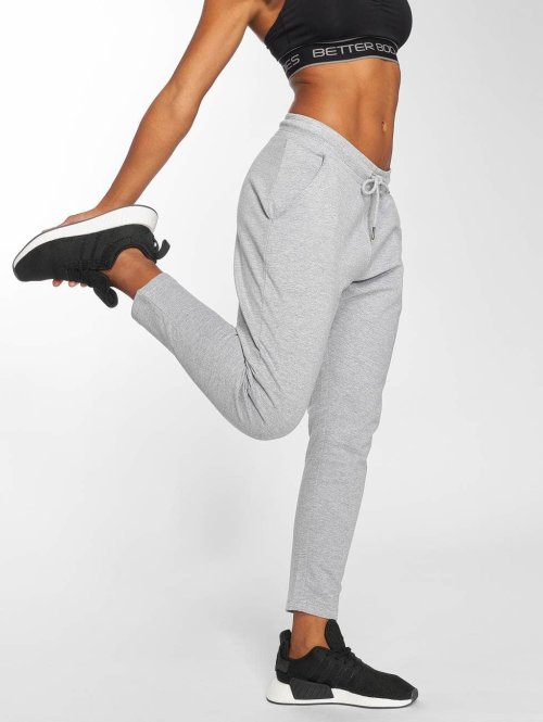 Better Bodies Jogger Pants Astoria grau