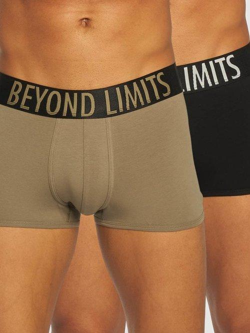 Beyond Limits boxershorts BOB zwart