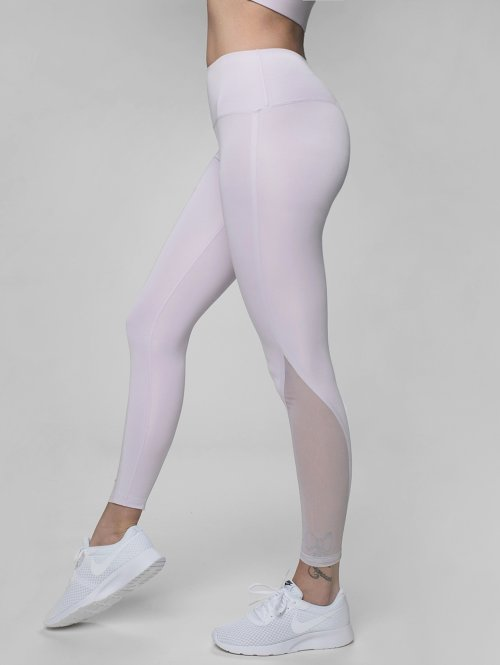 Beyond Limits Legging Highlight pourpre