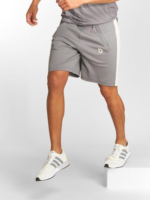 Beyond Limits shorts Foundation grijs