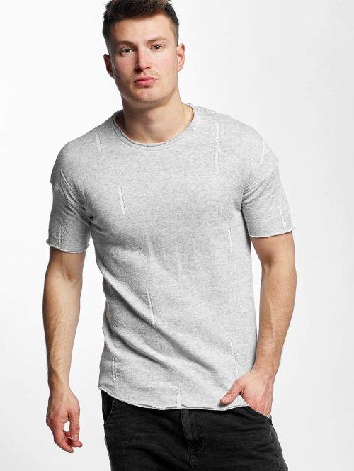 Black Kaviar T-Shirt Sierra gris