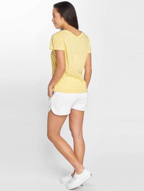 Blend She T-Shirt Girls R gelb