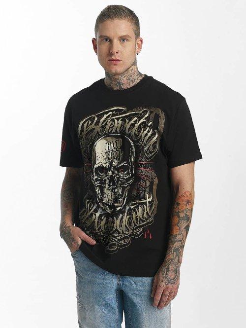 Blood In Blood Out t-shirt Infernal zwart