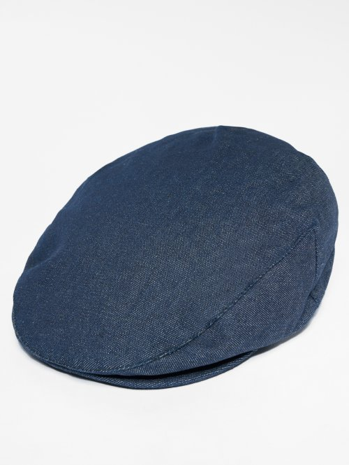 Brixton Snapback Cap Hooligan blau