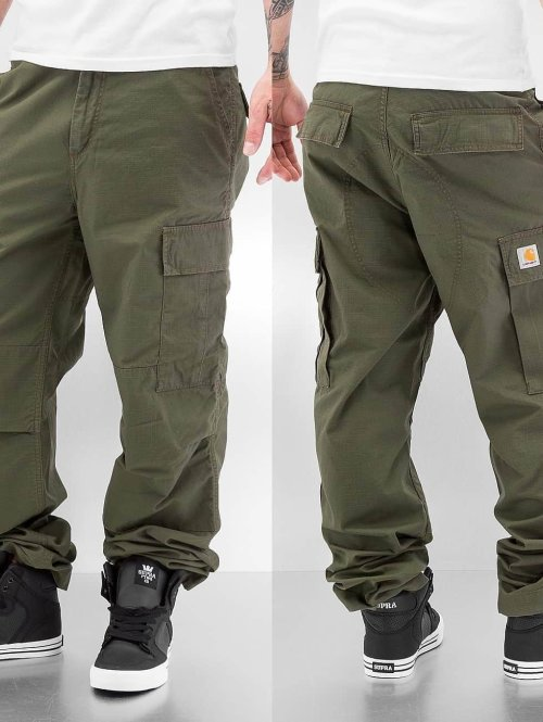 Carhartt WIP Cargohose Columbia Relaxed olive