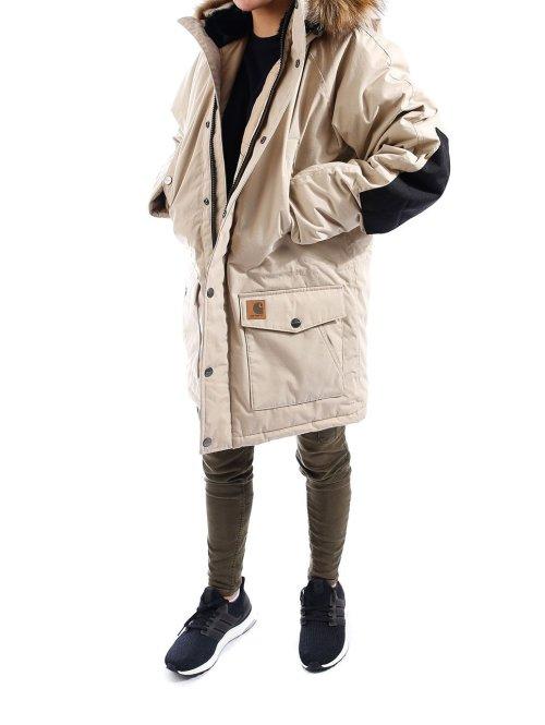 Carhartt WIP Jacke W` Trapper braun