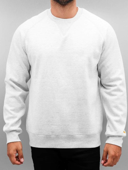 Carhartt WIP Pullover Chase weiß