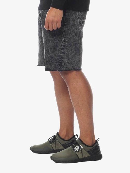 Cayler & Sons Shorts &s Alldd Raw Edge schwarz