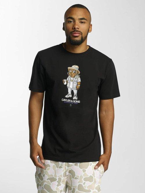 Cayler & Sons T-Shirt Wicked schwarz